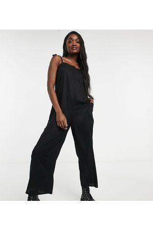 ASOS ASOS DESIGN tall cami minimal pocket jumpsuit in