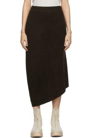 The Row Cashmere Cymone Skirt
