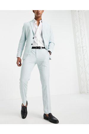 Selected Homme Men Skinny Pants - Slim fit suit trousers in