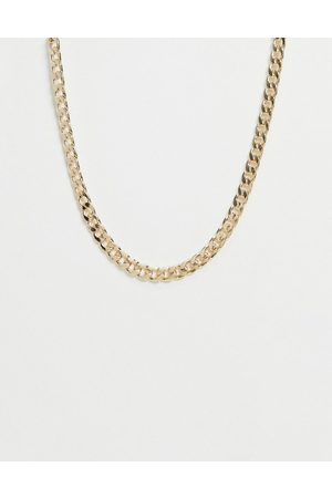 Pieces Thick chain necklace in