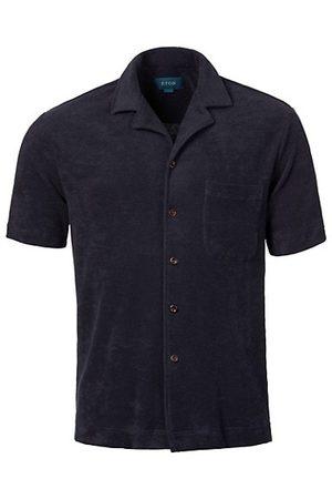 Eton Terry Resort Collared Shirt