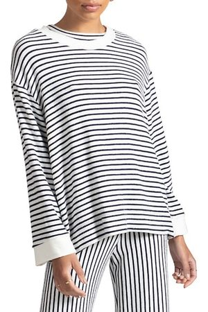 Leset Lori Oversized Crewneck Sweatshirt