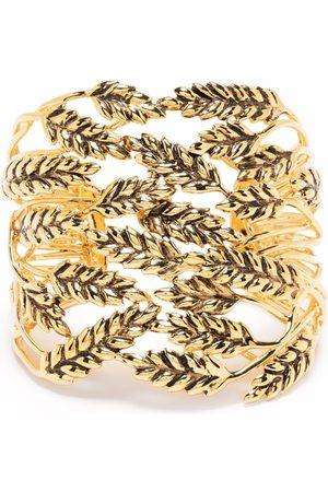 Aurélie Bidermann Wheat layered-look bangle
