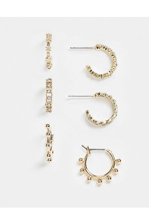 Pieces 3 pack hoops in