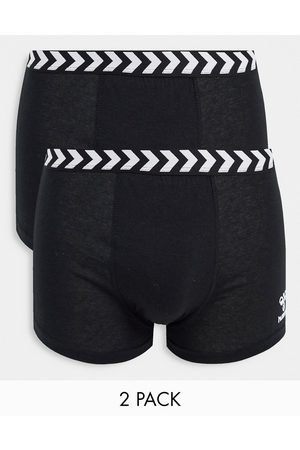 Hummel Classic 2-pack boxer shorts in