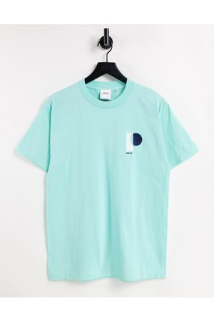 Parlez Pilot embroidered t-shirt in
