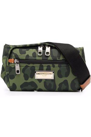 Dolce & Gabbana Camouflage-print belt bag