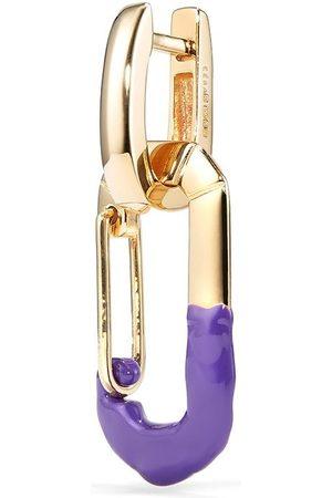 EÉRA 18K yellow Chiara single earring