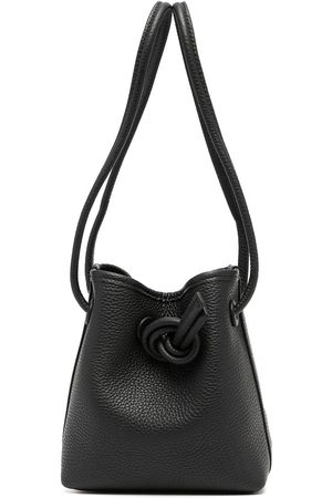 Vasic Bond mini leather bucket bag