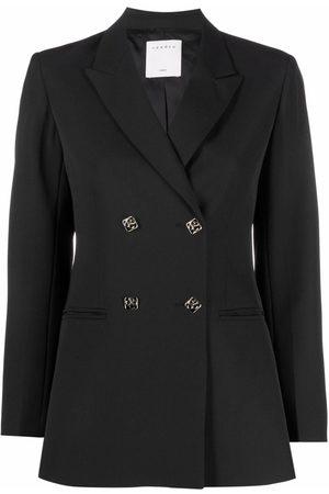 Sandro Malory double-breasted blazer