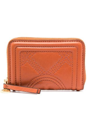Tory Burch Fleming soft mini wallet
