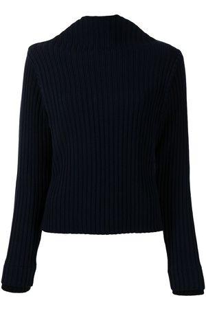 PORTS 1961 Ribbed-knit high-neck jumper