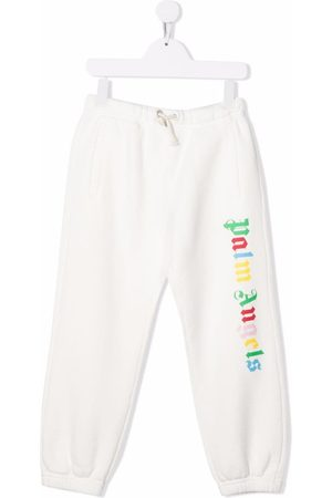 Palm Angels CLASSIC OVER LOGO JOGGING MULTICOL