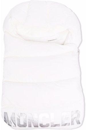 Moncler Logo-print quilted sleep bag