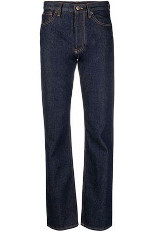 Maison Margiela High-waist straight jeans
