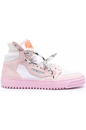 OFF-WHITE 3.0 OFF COURT LEATHER PINK