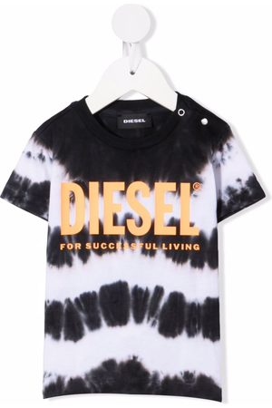 Diesel Tie-dye print T-shirt