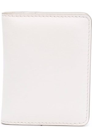 Maison Margiela Four-stitches keyring wallet