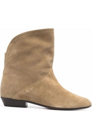 Isabel Marant Sprati suede ankle boots