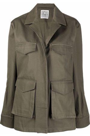 Totême Long-sleeve shirt jacket