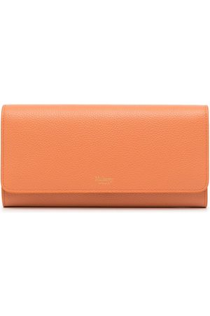 MULBERRY Continental classic grain small wallet
