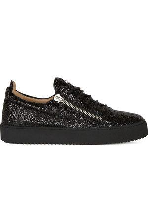Giuseppe Zanotti Frankie glitter low-top sneakers