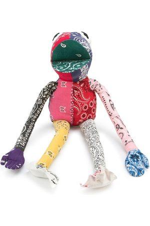 READYMADE Multi-bandana Kermit The Frog