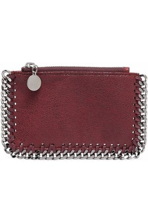 Stella McCartney Falabella artificial leather cardholder