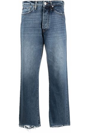 3x1 Mid-rise straight jeans