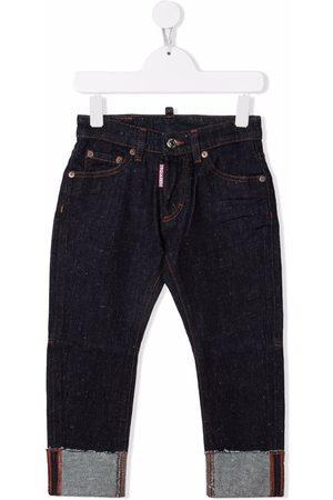 Dsquared2 Logo-print skinny trousers
