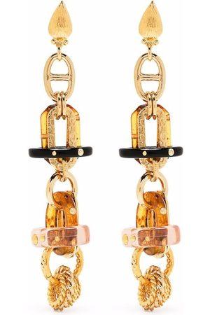 Gas Bijoux Prato drop earrings