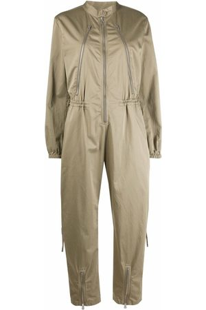 MM6 MAISON MARGIELA Long-sleeve fitted jumpsuit