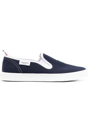 Thom Browne Slip-on flat sneakers