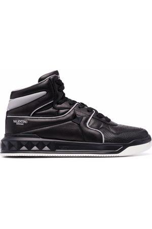 VALENTINO GARAVANI One Stud high-top sneakers