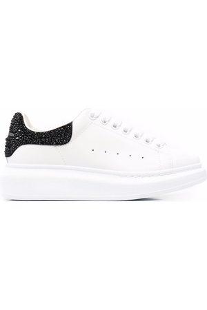 Alexander McQueen Oversized studded low-top sneakers