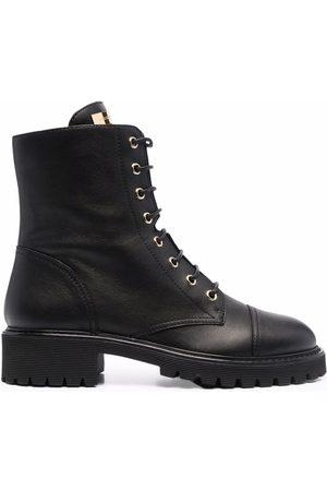 Giuseppe Zanotti Nevada leather ankle boots