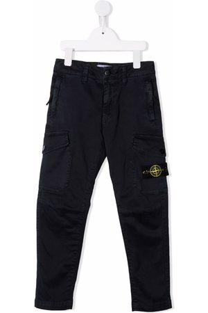 Stone Island Slim-cut trousers