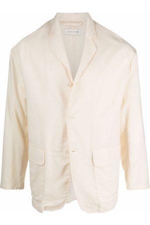 MACKINTOSH Pembroke cotton-wool blazer