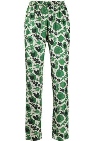La DoubleJ Wildbird print pyjama trousers