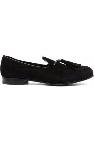 LIDFORT Tassel-trim loafers