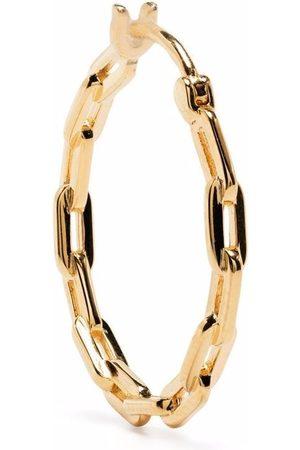 Maria Black Gemma 18 -plated hoop earring