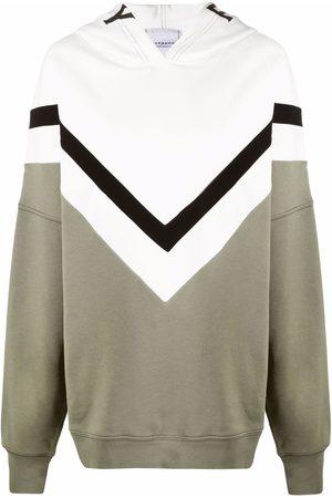 Serafini Logo-print hoodie