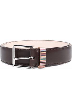 Paul Smith Contrast stripe belt