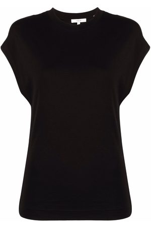 Vince Sleeveless fitted top