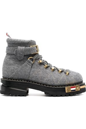 Thom Browne Low-heel lace-up boots