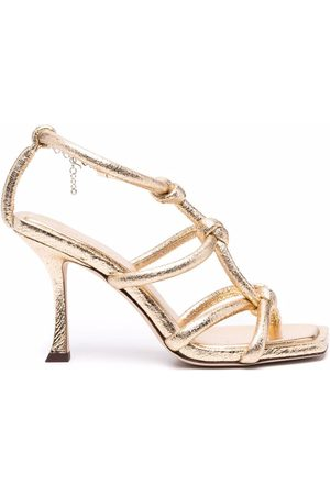 Jimmy Choo Bay 90 knotted sandals