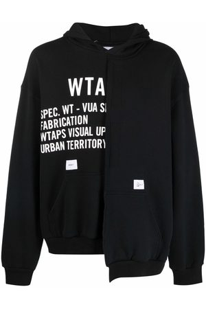 Wtaps Rags cotton hoodie