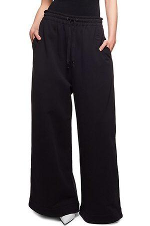 AZ FACTORY Women Wide Leg Pants - Wide Leg Drawstring Pants