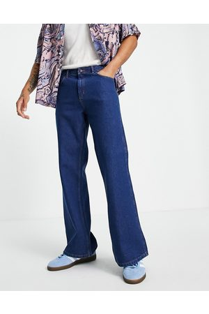 Topman Men Bootcut & Flares - Flared jeans in bright