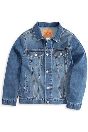 Levi's Boys Denim Jackets - Little Boy's Denim Trucker Jacket